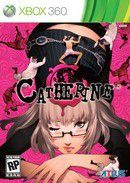 jaquette : Catherine