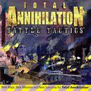 jaquette : Total Annihilation : Battle Tactics