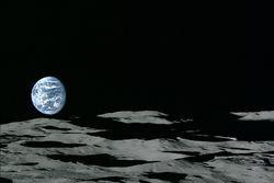Jaxa-Terre-Lune