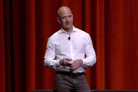 Jeff Bezos, patron d'Amazon, est encore plus l'homme le plus riche du monde