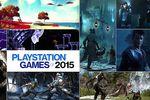 Jeux 2015 Sony