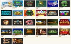 Jeux video casino