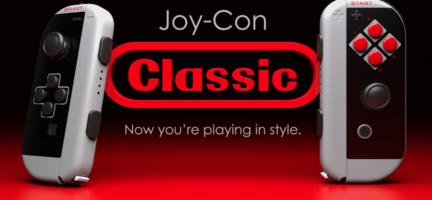 Joy Con NES
