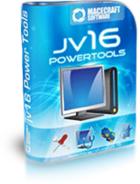 jv16 PowerTools : une suite d'outils pour la gestion et la maintenance d'un PC