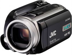 JVC Everio GZ HD10