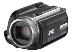 JVC Everio GZ HD30