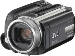 JVC Everio GZ HD40
