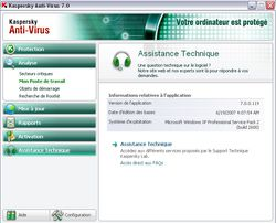 Kaspersky Anti-Virus 7.0