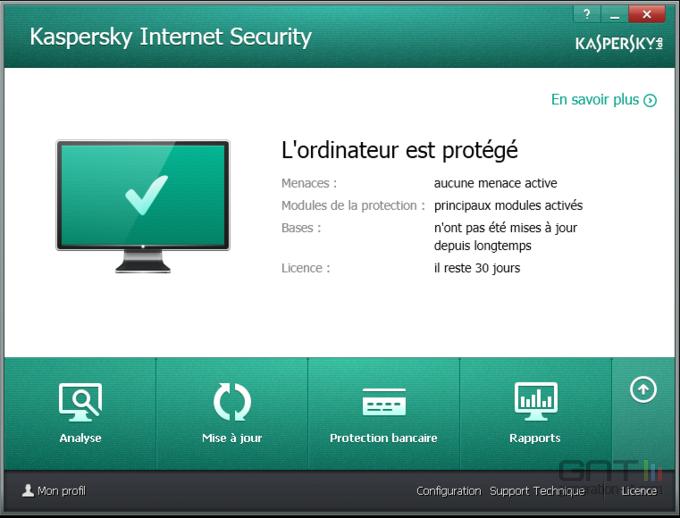 Kaspersky antivirus 2014