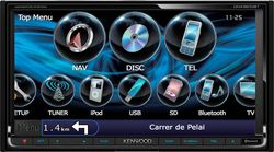Kenwood DNX9210BT 1