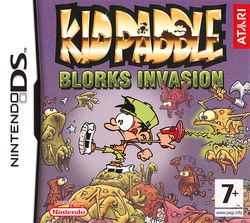 Kid Paddle Blorks Invasion