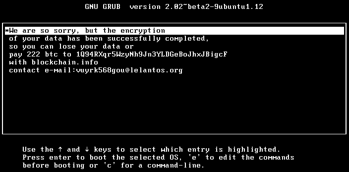 KillDisk-Linux-GRUB