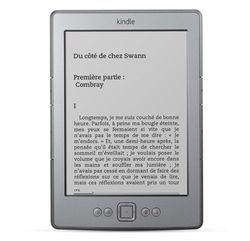 Kindle Amazon France