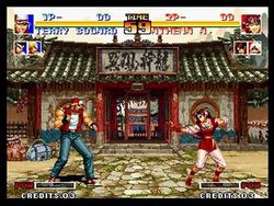 King of fighters 94 1