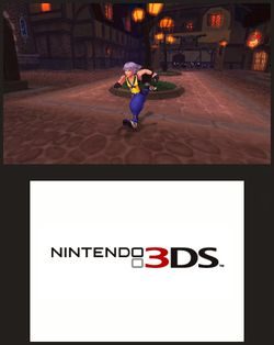 Kingdom Hearts 3D - 4