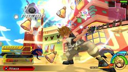 Kingdom Hearts Birth By Sleep - 1