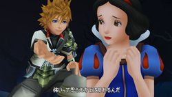 Kingdom Hearts : Birth by Sleep - 24