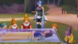 Kingdom Hearts : Birth by Sleep - 25