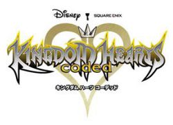 Kingdom hearts coded logo