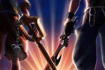 Kingdom Hearts Dream Drop Distance - artwork