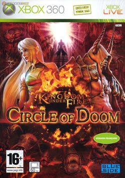 Kingdom Under Fire Circle of Doom jaquette