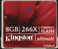 Kingston compactflash ultimate