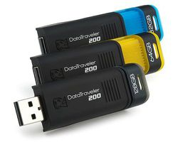 Kingston DataTraveler 200 cle usb 128go