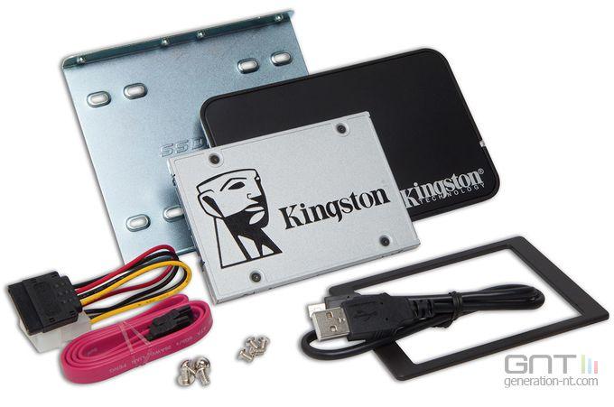 Kingston SSDNow UV400 kit