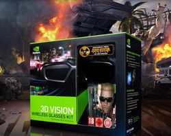 Kit 3D Vision Duke Nukem