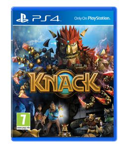 Knack_PS4_cover