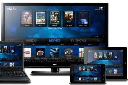 Kodi - XBMC Media Center screen2