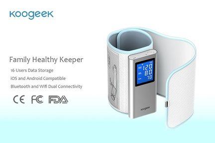 Koogeek BP2 tensiometre FDA