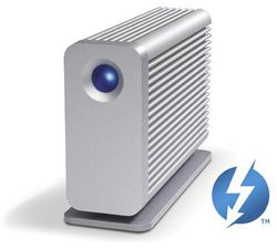 LaCie Little Big Disk Thunderbolt - 1