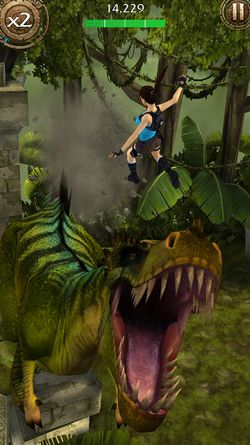 Lara Croft Relic Run - 3