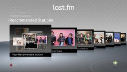 Last.FM interface (6)