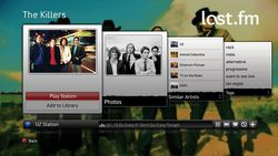 Last.FM interface (8)