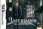 Last Window Le Secret de Cape West - jaquette
