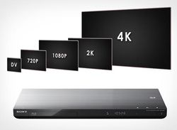 Lecteur Blu-ray Sony BDP S790