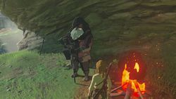 Legend of Zelda Breath of the Wild - 1