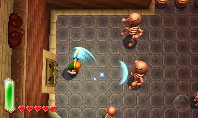 Legend of Zelda : A Link to the Past 2 - 3