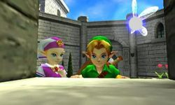 Legend of Zelda : Ocarina of Time 3D - 1