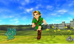 Legend of Zelda : Ocarina of Time 3D - 3