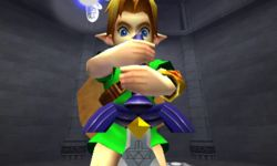 Legend of Zelda : Ocarina of Time 3DS - 10.