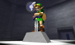 Legend of Zelda : Ocarina of Time 3DS - 2.