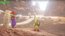 Legend of Zelda Ocarina of Time - Unreal Engine 4 - 1