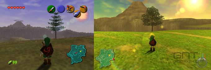 Legend of Zelda : Ocarina of Time 3D - 10