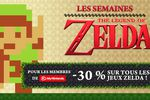Legend of Zelda promo.