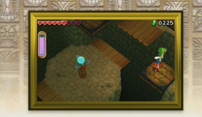 Legend of Zelda TriForce Heroes - 1