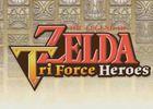 Legend of Zelda TriForce Heroes - logo