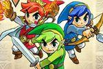 Legend of Zelda TriForce Heroes